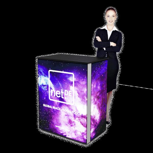 Messetheke LED