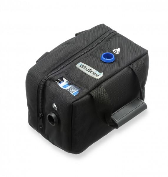 Hochleistungsluftkompressor mit Batterie