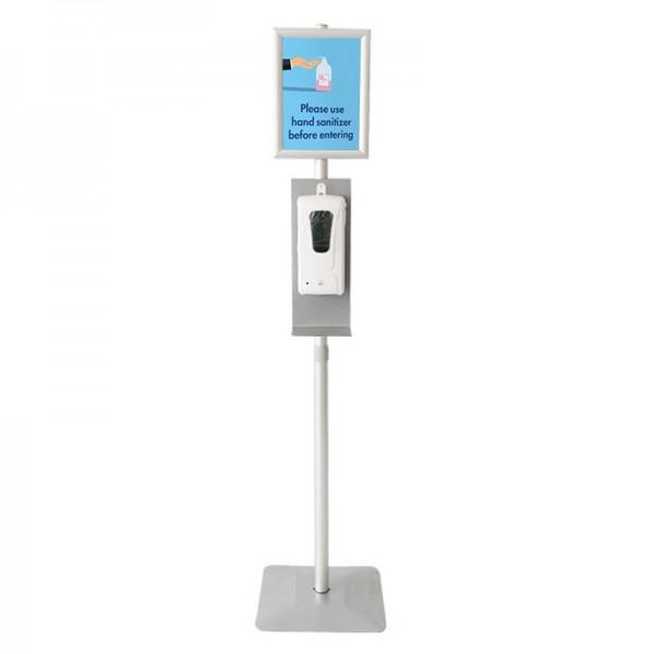 Desinfektionsständer mit Sensor höhenverstellbar