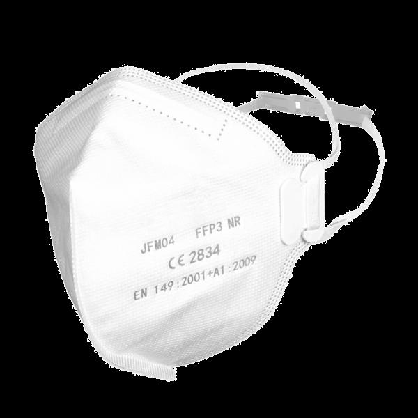 FFP3 Atemschutzmaske ohne Ventil mit CE 2834