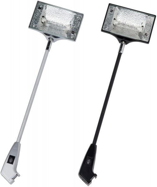 Faltdisplay Lampe Halogen (150 Watt)