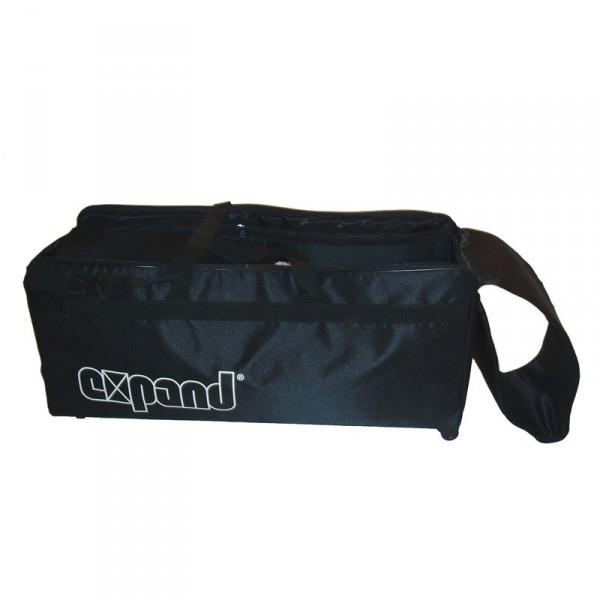 Rollbare Expand Transporttasche für MediaFabric (max. 4x3)