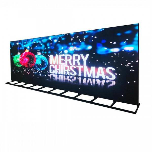 10er Set LED Videowall P3 - LED Poster