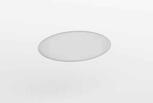 WindScape - Vorgehängter Rahmen (Oval)