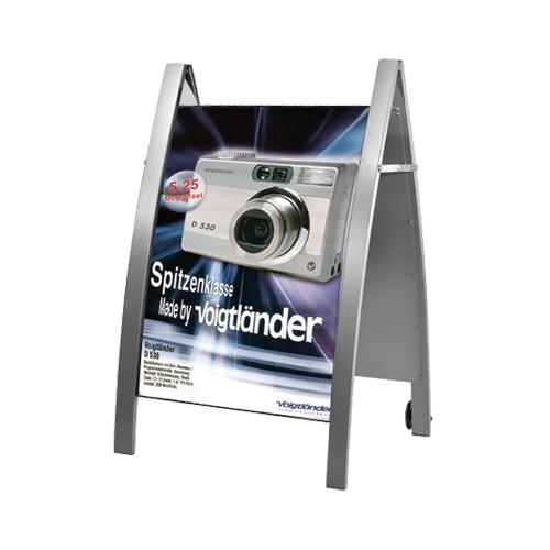 """Kundenstopper A1 """"Design"""" (wetterfest)"""