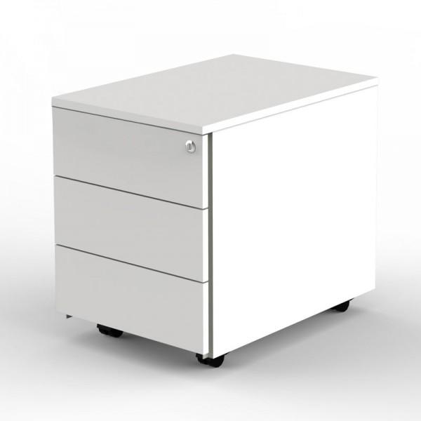 Roll-Container für Steh-Sitztisch Move