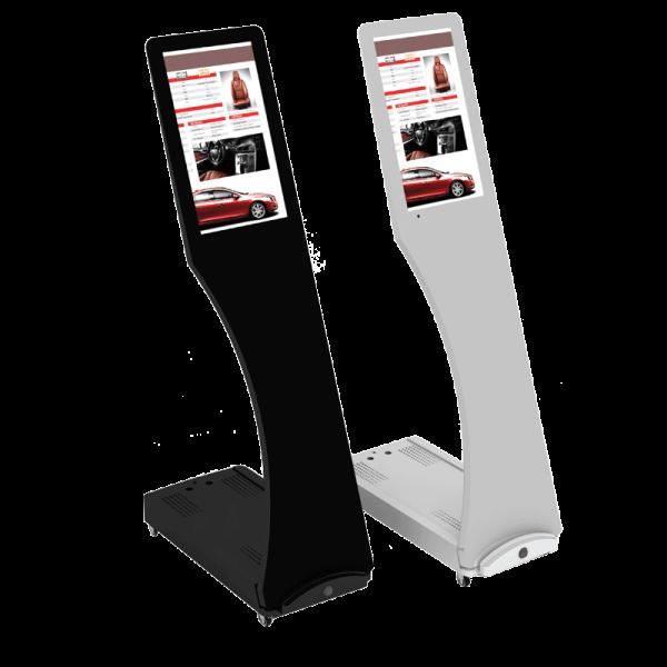 Digitaler Infoständer SWEDX signo