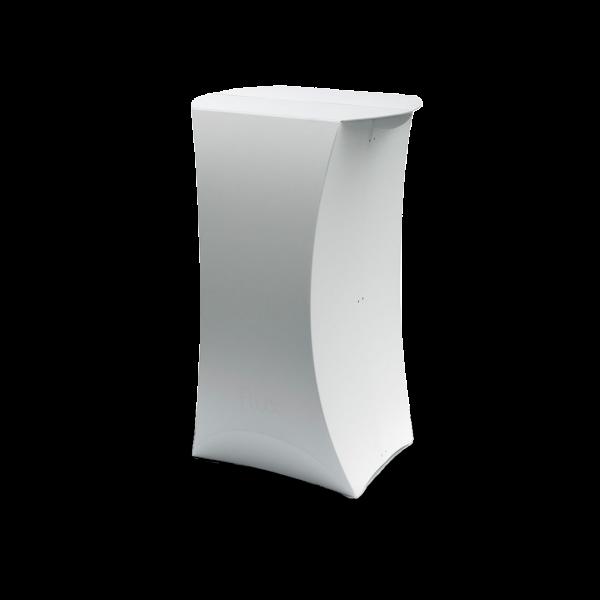 Flux Column Stehtisch weiß