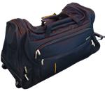 Rollbare Reisetasche