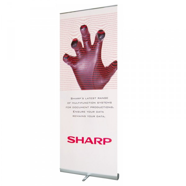 Expand MediaScreen 1 Roll Up Display