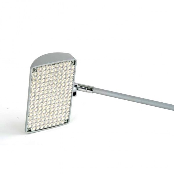 Pop Up Lampe LED (silber)
