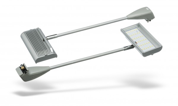 LED-Langarmstrahler
