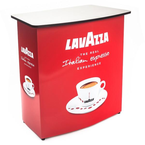 Premium Werbetheke - Lavazza