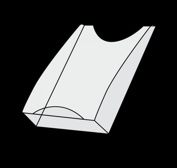 Prospektfach (A4, Tec-Art)