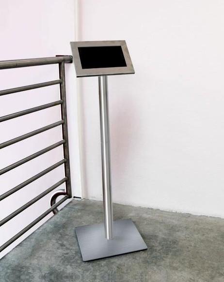 iPad Ständer mit Diebstahlschutz