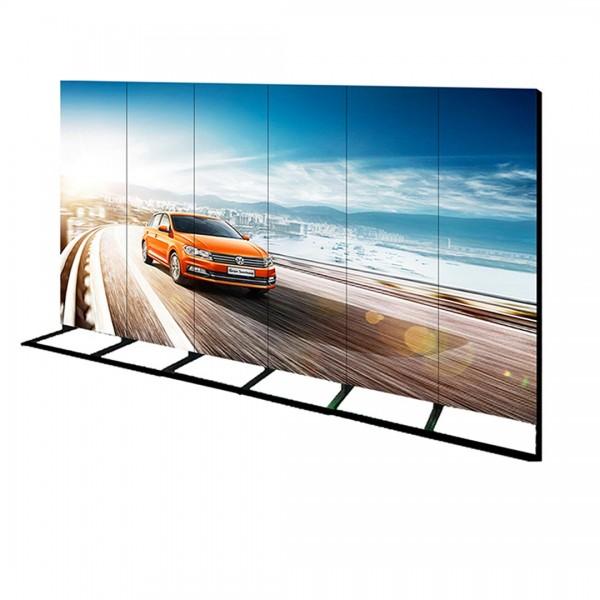 6er Set LED Videowall P3 - LED Poster