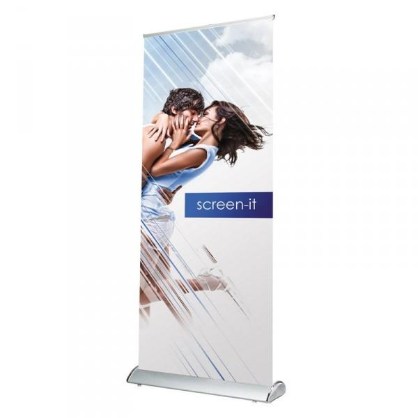 Roll Up Display Screen-It Premium