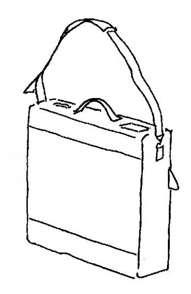 Pirouet Tasche für Pirouet Theke