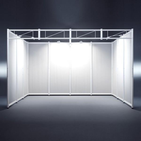 Octaquick 4x3 Messestand Konstruktions-Set