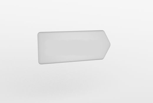 WindScape - Vorgehängter Rahmen (Richtungspfeil)