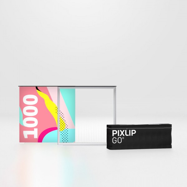 PIXLIP GO LIGHTBOX COUNTER S