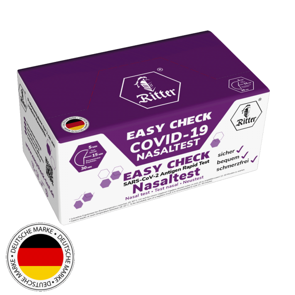 Covid-19 NASALTEST - Schnelltest