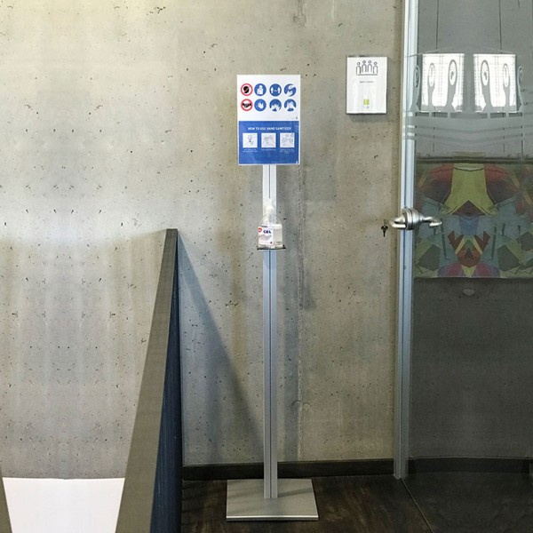Hygiene-Station DIN A4