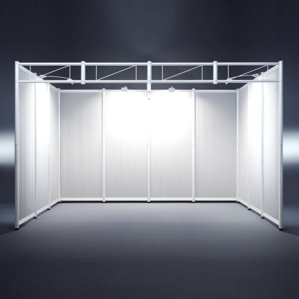 Octaquick 5x3 Messestand Konstruktions-Set