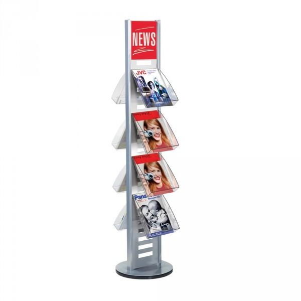 Tec-Art Prospektständer Premium (drehbar)