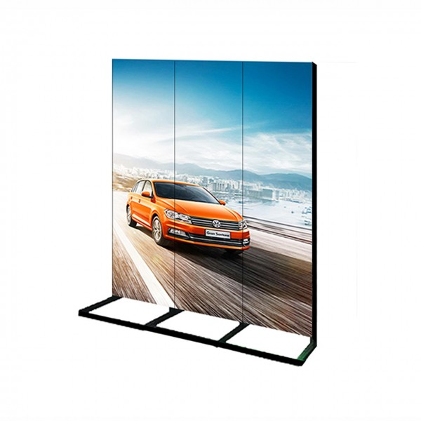 3er Set LED Videowall P3 - LED Poster