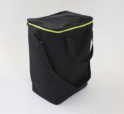 Prospektständer Zip Tasche