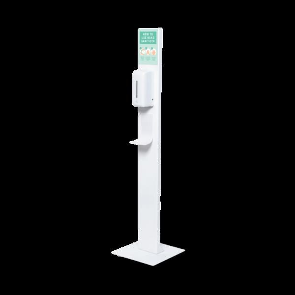 Hygieneständer mit Sensor