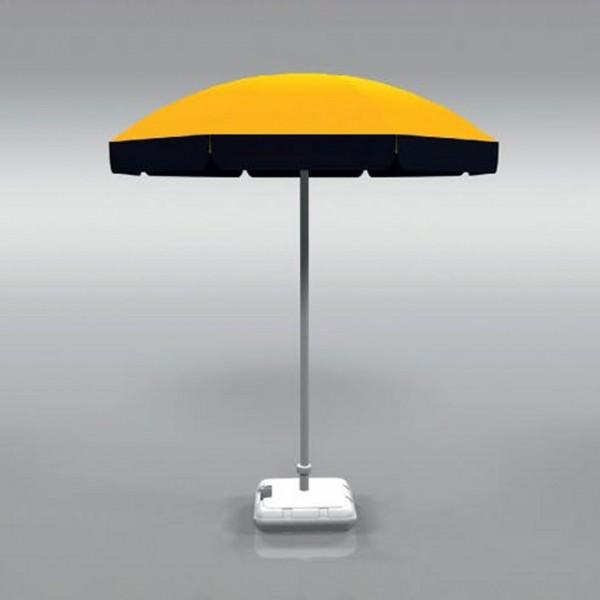 Sonnenschirm 180 Eco - individuell bedruckt