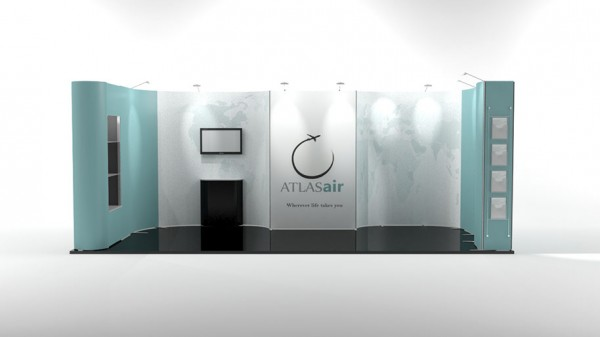 isoframe wave messestand